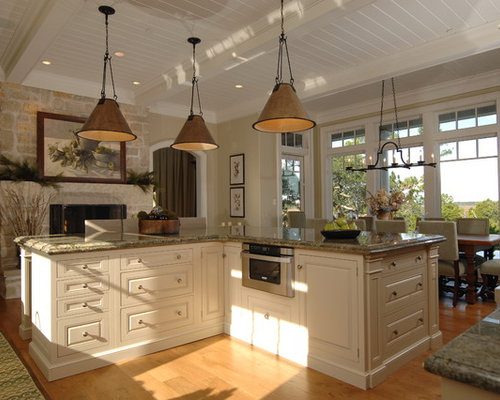 l shaped island kitchen l shaped island home design ideas pictures remodel and decor 5157