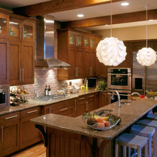 Contemporary Kitchen by Robert Smith Construction, Inc.
