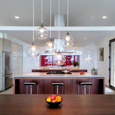 Contemporary Kitchen by Gary Gladwish Architecture