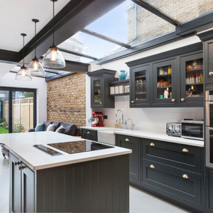 Earsfield - Contemporary extension and refurbishment