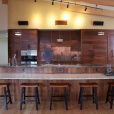 Kitchen by Kaplan Thompson Architects