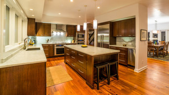Earthy Contemporary - Kitchen