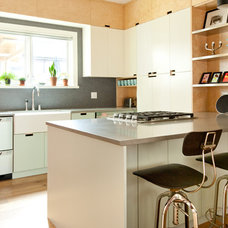 Eclectic Kitchen by mango design co