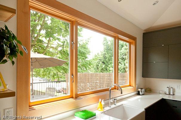 Contemporary Kitchen by mango design co