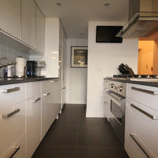 Contemporary Kitchen by Prime Renovations Inc