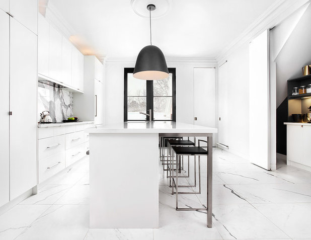 Kitchen confidential go bold on a budget for Kitchen design consultants