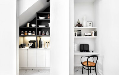 Picture Perfect: 40 Workstations Woven Into Kitchens