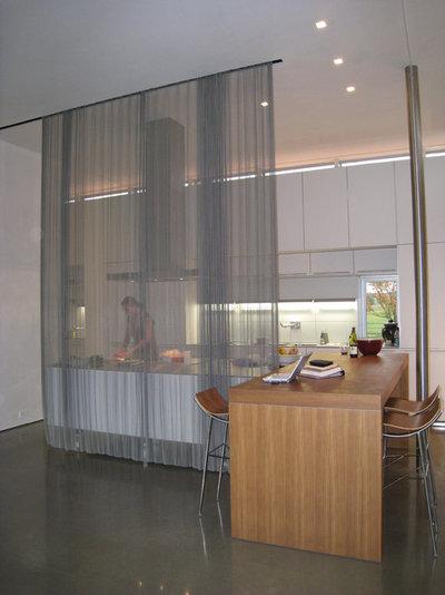 Moderne Cuisine by Bushman Dreyfus Architects