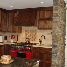 Traditional Kitchen by Patti Ogden Design