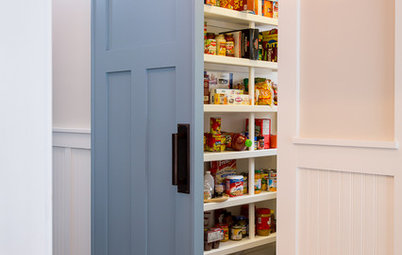 9 Questions to Ask When Planning a Kitchen Pantry