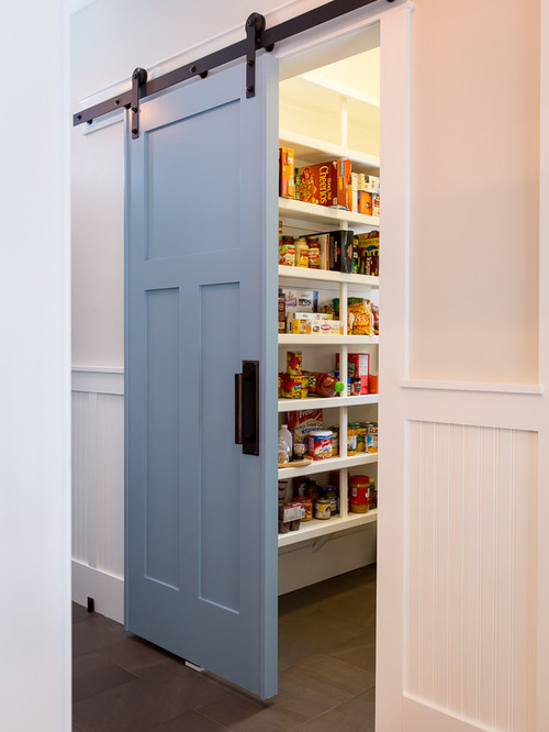 Unique Pantry Doors Houzz