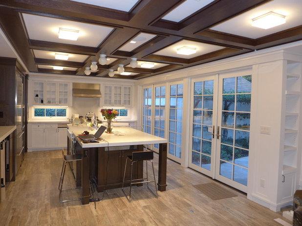 Craftsman Kitchen by Kaplan Architects, AIA