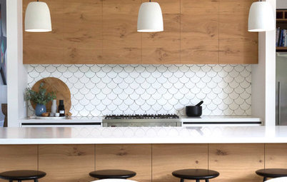 7 Ways to Warm Up a Contemporary White Kitchen