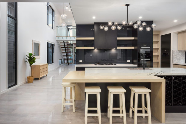 Contemporary Kitchen by Hausable - Property Photographers