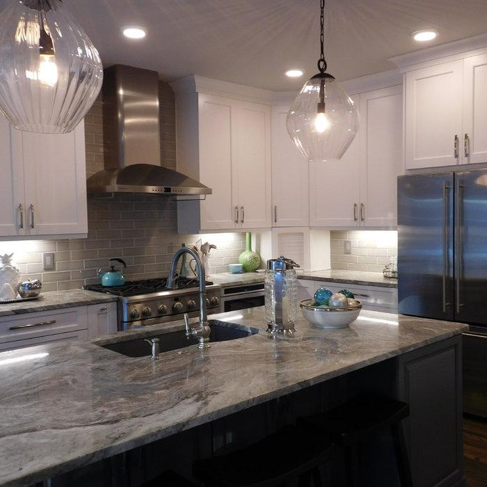 East Cobb Modern Kitchen