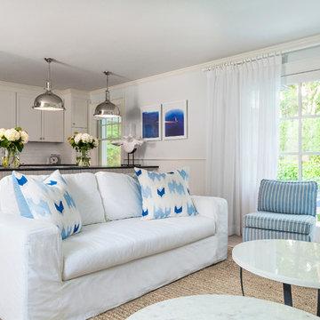 East Hampton Beach Cottage
