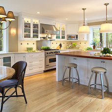 traditional kitchen by Kitchens & Baths, Linda Burkhardt