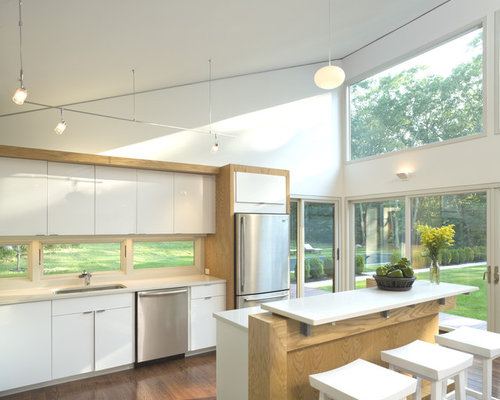 Kitchen Cabinets With Windows & Kitchen Cabinets With Windows | Houzz Pezcame.Com