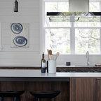 Calamus Circle Residence Transitional Kitchen