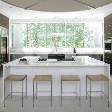 kitchen - windows / refrigerators / ovens