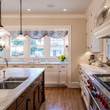 New Kitchen Takes Its Cue From the Home's Traditional Style