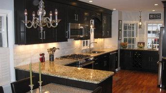 East Lansing Transitional Kitchen Remodel