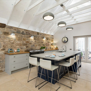 East Lothian Kitchen by Christopher Howard