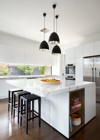 Contemporain Cuisine by LSA Architects