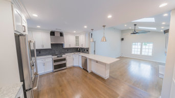 East Meadow Rear Addition & Complete Interior Remodelkitchen