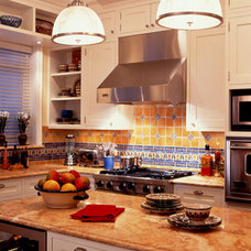 Traditional Kitchen by Gleicher Design - Architecture & Interiors