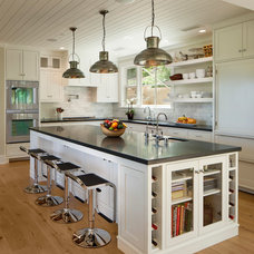 Traditional Kitchen by DD Ford Construction, Inc