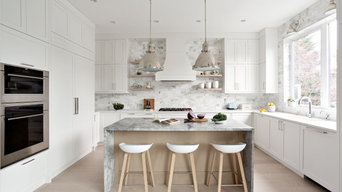 East Vancouver Home - Transitional Design