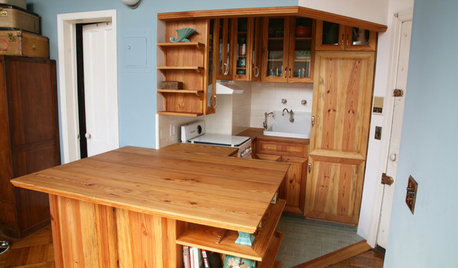 Kitchen of the Week: Amazing 40-Square-Foot Kitchen