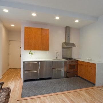 "East Village Contemporary ""Apartment B"""