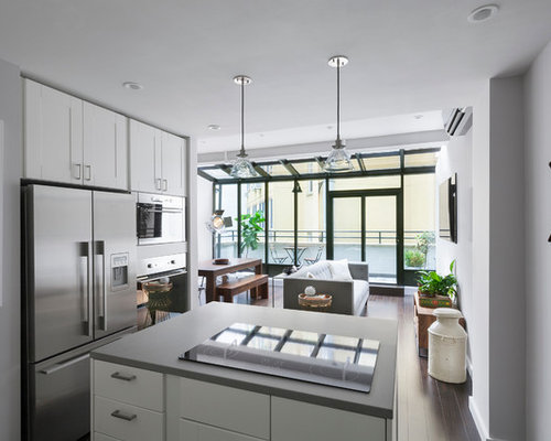 Best Honed Caesarstone Pebble Design Ideas & Remodel Pictures | Houzz