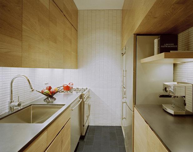 Modern Küche by Jordan Parnass Digital Architecture