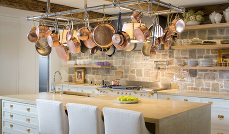 Kitchen Storage On Houzz: Tips From The Experts