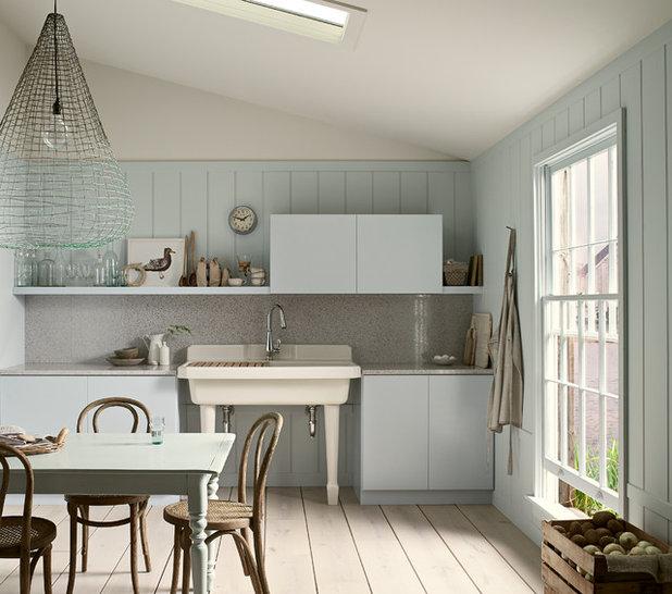 Beach Style Kitchen by Kohler