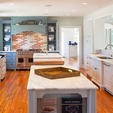 Beach Style Kitchen by Bountiful