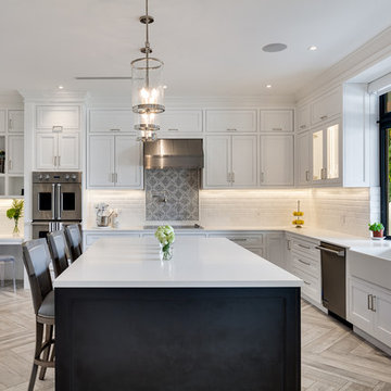 Eastern Shores Transitional Home