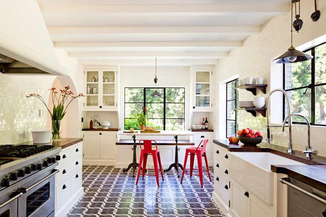 Mediterranean Kitchen by The Works
