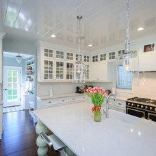 Farmhouse Kitchen by Dennis Mayer, Photographer