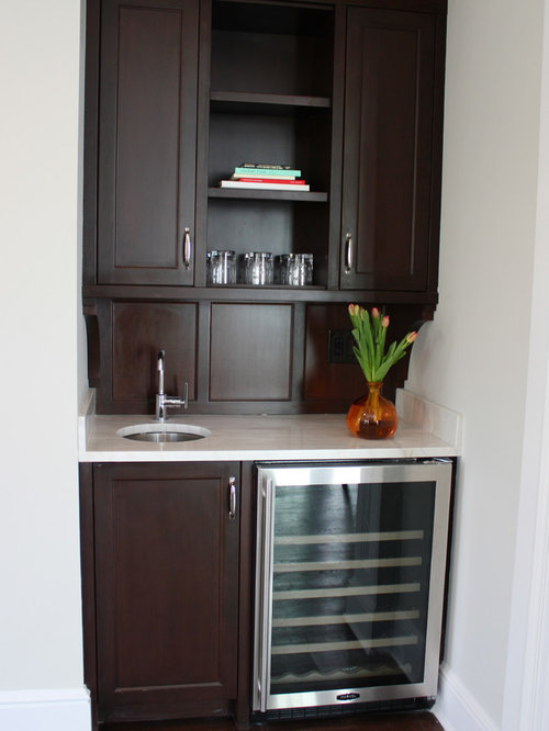 Small wet bar ideas pictures remodel and decor for Office wet bar