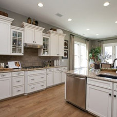 Traditional Kitchen by Ashley Olson