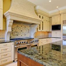 Mediterranean Kitchen by LisaLeo designs