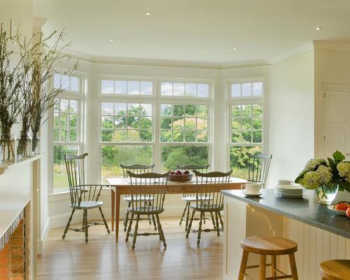 Bay Window Breakfast Nook Home Design Ideas Pictures