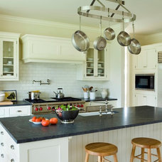 Traditional Kitchen by Aquidneck Properties