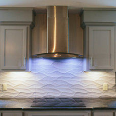Contemporary Kitchen by Artistic Contractors