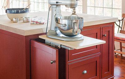 Kitchen Fix: Where to Stash the Stand Mixer