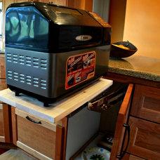 Craftsman Kitchen by Northwest Design House